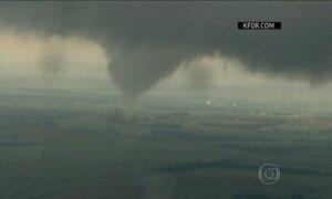 Começa a temporada de tornados nos Estados Unidos