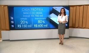 Taxa de juros do financiamento sobe para 10% ao ano no Banco do Brasil