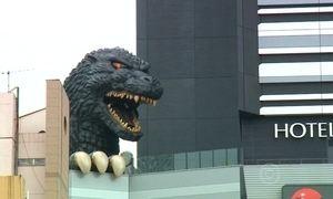 Hotel de Tóquio é dedicado aos fãs de Godzilla