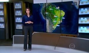 Salvador registra recorde de chuva do mês de maio