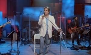 Roberto Carlos grava em Abbey Road, em Londres