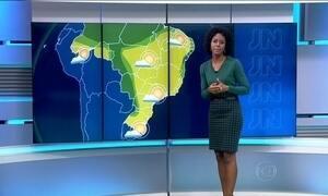 Clima deve ficar mais quente no Sul e Sudeste do Brasil nesta sexta-feira (22)