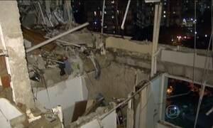Morador de apartamento que explodiu no RJ diz que foi torturado por ladrão