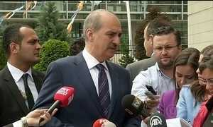 Governo da Turquia não descarta eleições antecipadas
