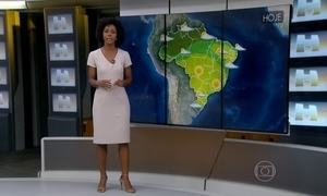 Temperaturas ficam acima da média em São Paulo