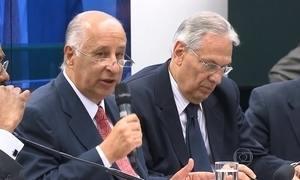 'Vou ficar até último dia de mandato', diz presidente da CBF na Câmara