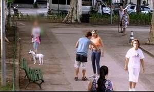Mulher é assediada na rua em cena do 'Vai fazer o quê?'