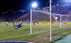 Confira os gols deste sábado (4) pelo Campeonato Brasileiro