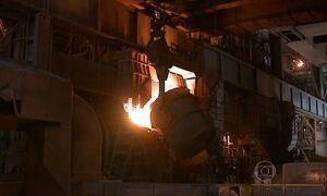 Produção industrial tem crescimento de 0,6% nos meses de abril e maio