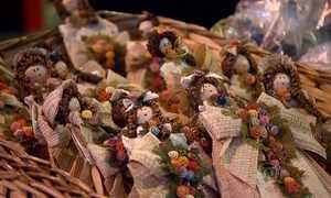 Olinda tem feira de artesanato no fim de semana