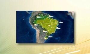 Chuva deixa mais de 5 mil pessoas foram de casa no Rio Grande do Sul