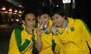 Brasil conquista mais 12 medalhas no Pan-Americano