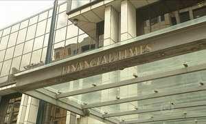 Grupo japonês compra o jornal Financial Times por U$ 1,3 bilhão