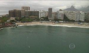 Águas contaminadas são risco para atletas nas Olimpíadas do Rio