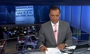 Bradesco compra a filial brasileira do banco HSBC