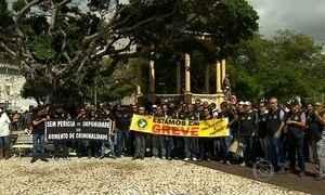 Policiais civis do Maranhão e de Aracaju estão em greve