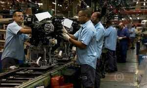 Produção industrial tem pior 1º semestre desde 2009