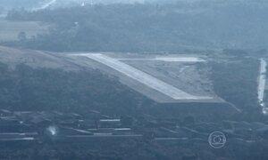 MP pede arquivamento do inquérito que investiga aeroporto de Cláudio (MG)