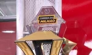 Pilotos disputam em Goiânia mais uma edição da Corrida do Milhão da Stock Car