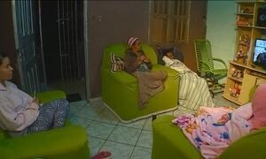 Frio surpreende cidade no interior de Sergipe