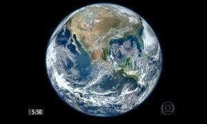 'Água - Planeta em crise' estreia na segunda (17) no Jornal da Globo