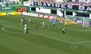 Corinthians continua na liderança do Campeonato Brasileiro