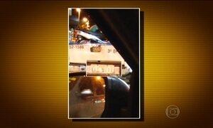 Carros oficiais e viaturas da polícia rodam com placas adulteradas no RJ