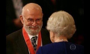 Neurocientista Oliver Sacks morre aos 82 anos