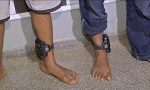 Condenados com tornozeleira eletrônica burlam a fiscalização em MT
