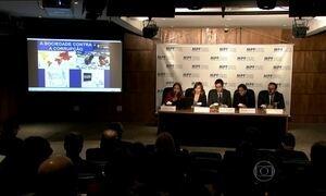 MPF lança a campanha 'Dez Medidas Contra a Corrupção'