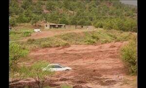 Enchente nos Estados Unidos já deixa 16 mortos