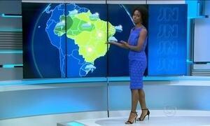 Previsão para sábado (19) é de tempo firme na maior parte do país