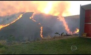 Mato Grosso lidera o ranking de queimadas no Brasil