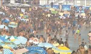 Arrastões assustam moradores e turistas no Rio