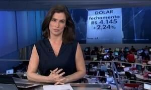 Dólar tem nova alta histórica nesta quarta-feira (23)