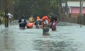 Chuvas deixam duas cidades do RS em situação de emergência