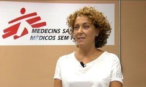 'Bombardeios foram precisos', diz diretora do Médicos Sem Fronteiras
