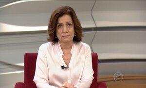 Miriam Leitão comenta a reprovação das contas de Dilma pelo TCU
