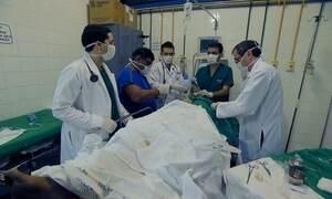 Conheça a rotina de médicos que trabalham no setor de emergência