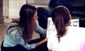 Projeto social incentiva a leitura para crianças que vivem em abrigos