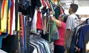 Vendas do comércio varejista têm o pior resultado em 12 anos