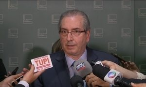 Congresso reage a suposto acordo do governo para salvar de Cunha