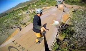 Conheça uma megarrampa de skate nos Estados Unidos