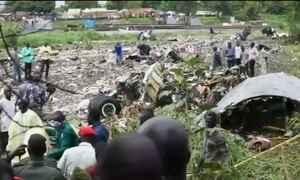 Queda de avião no Sudão do Sul deixa mais de 40 mortos