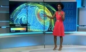 Quinta-feira (5) vai ser mais um dia de tempo firme na maior parte do Nordeste