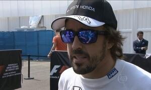 Fernando Alonso tem as melhores recordações do Autódromo de Interlagos
