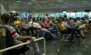 Filas testam a paciência do brasileiro
