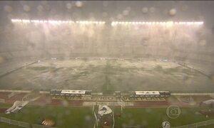 Brasil se prepara para enfrentar a Argentina após chuva adiar clássico