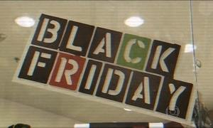 Black Friday aumenta esperanças de vendas dos comerciantes no Brasil