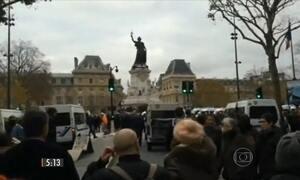 Conferência do Clima começa em Paris sob protestos